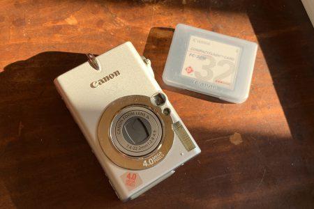 カメラと思い出